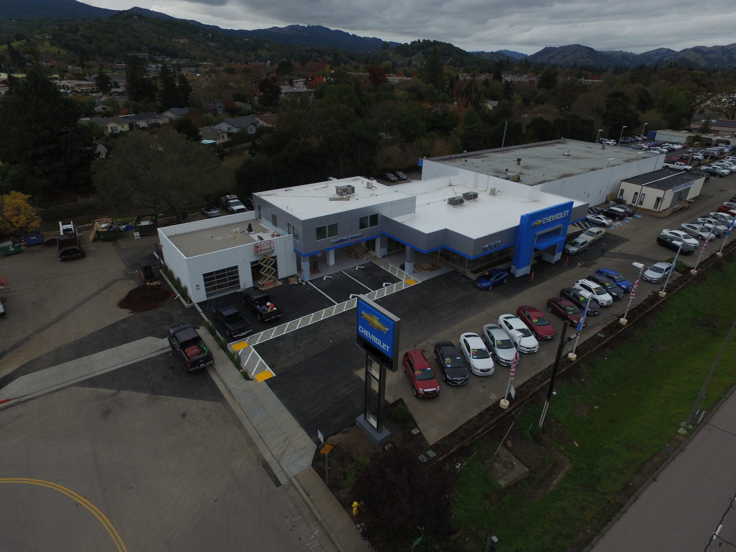 Auto Dealership in Novato, CA