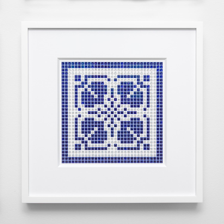 Antique Tiles Small No. 1