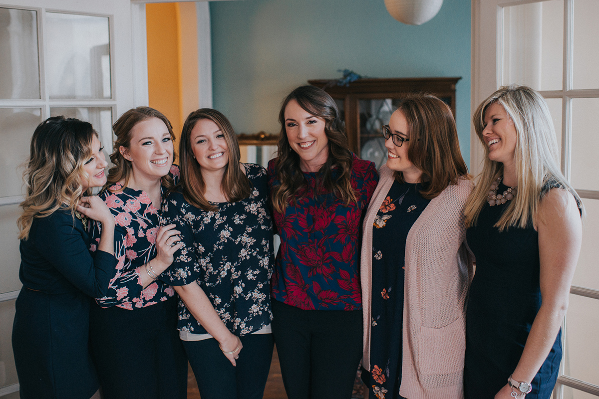 Wedding Planning Plus team
