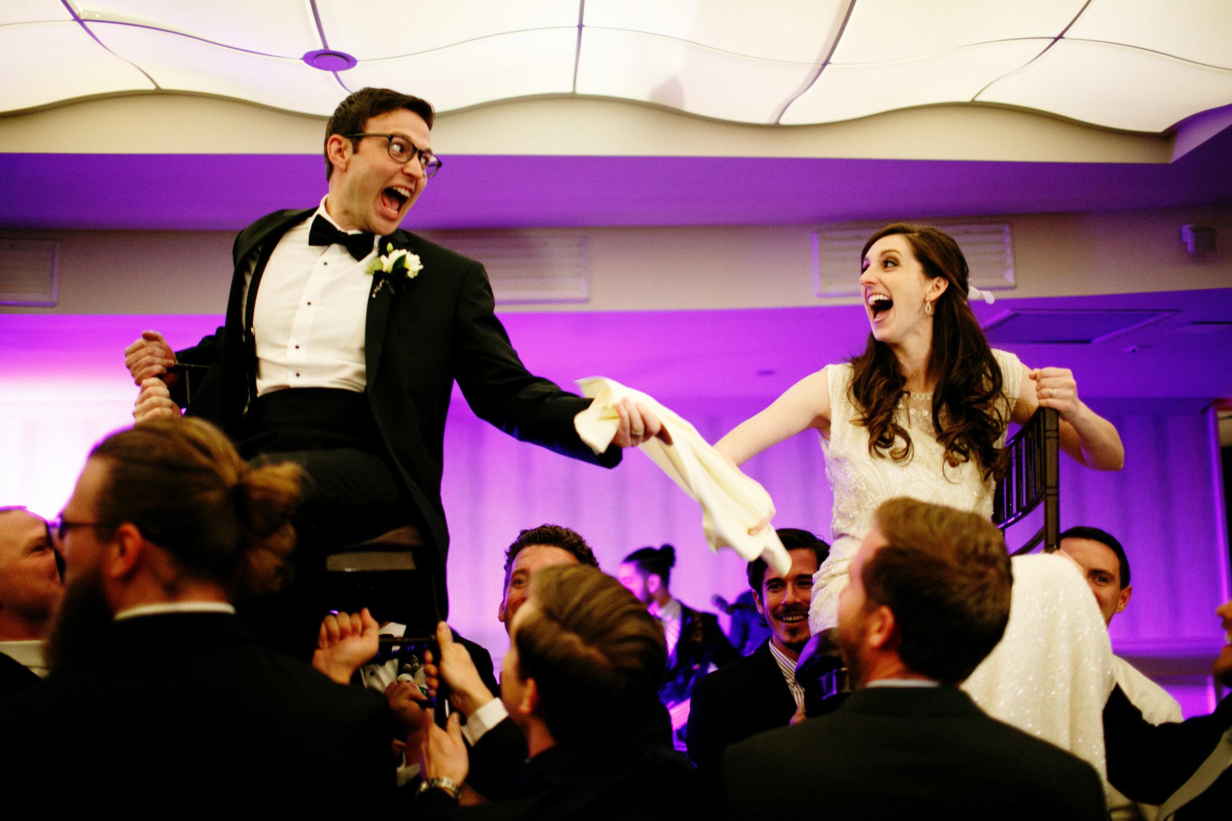 Boston city wedding