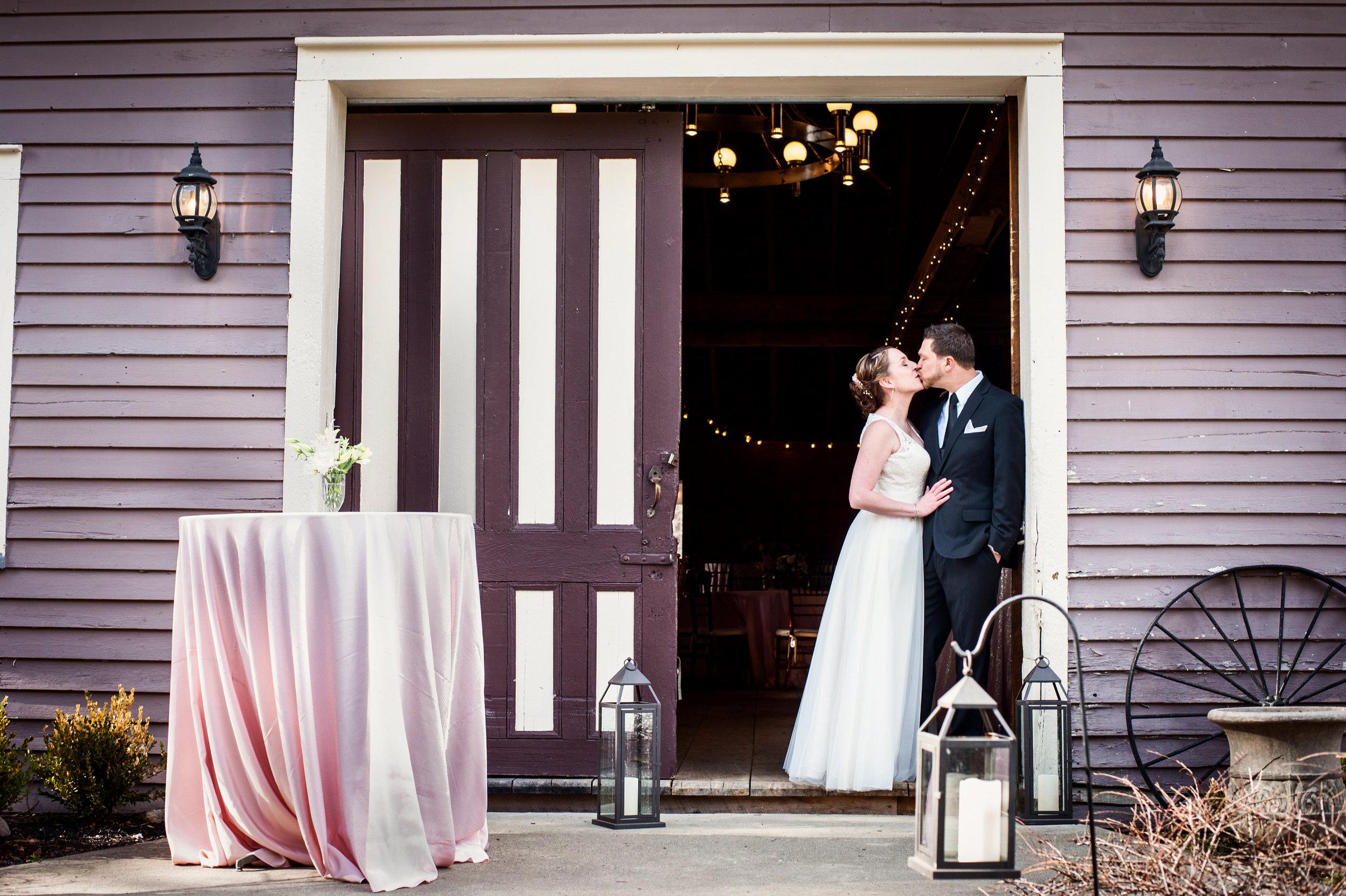 Shannon Whitney Anson wedding