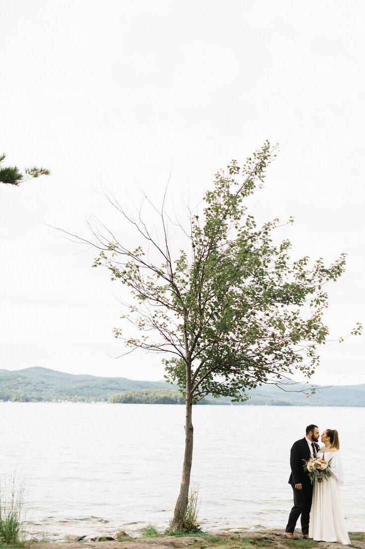 Camp Chingachgook wedding Janine and Dean 6