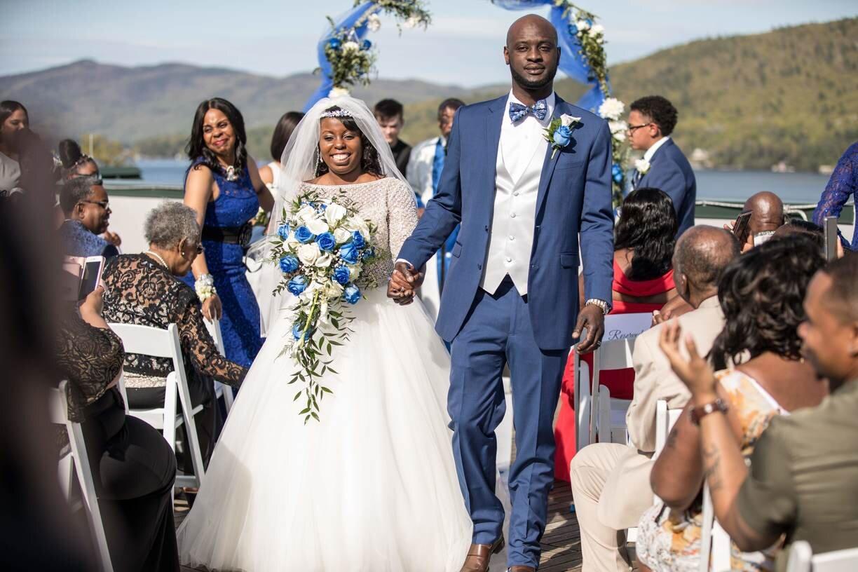 Lake George Courtyard Marriott wedding coordinated by Wedding Planning Plus 10