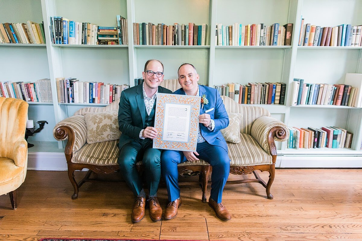 Grooms with Marriage License New York State