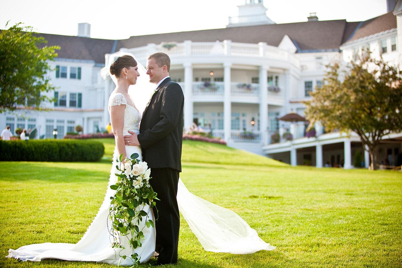 Sagamore Resort Lake George New York Wedding