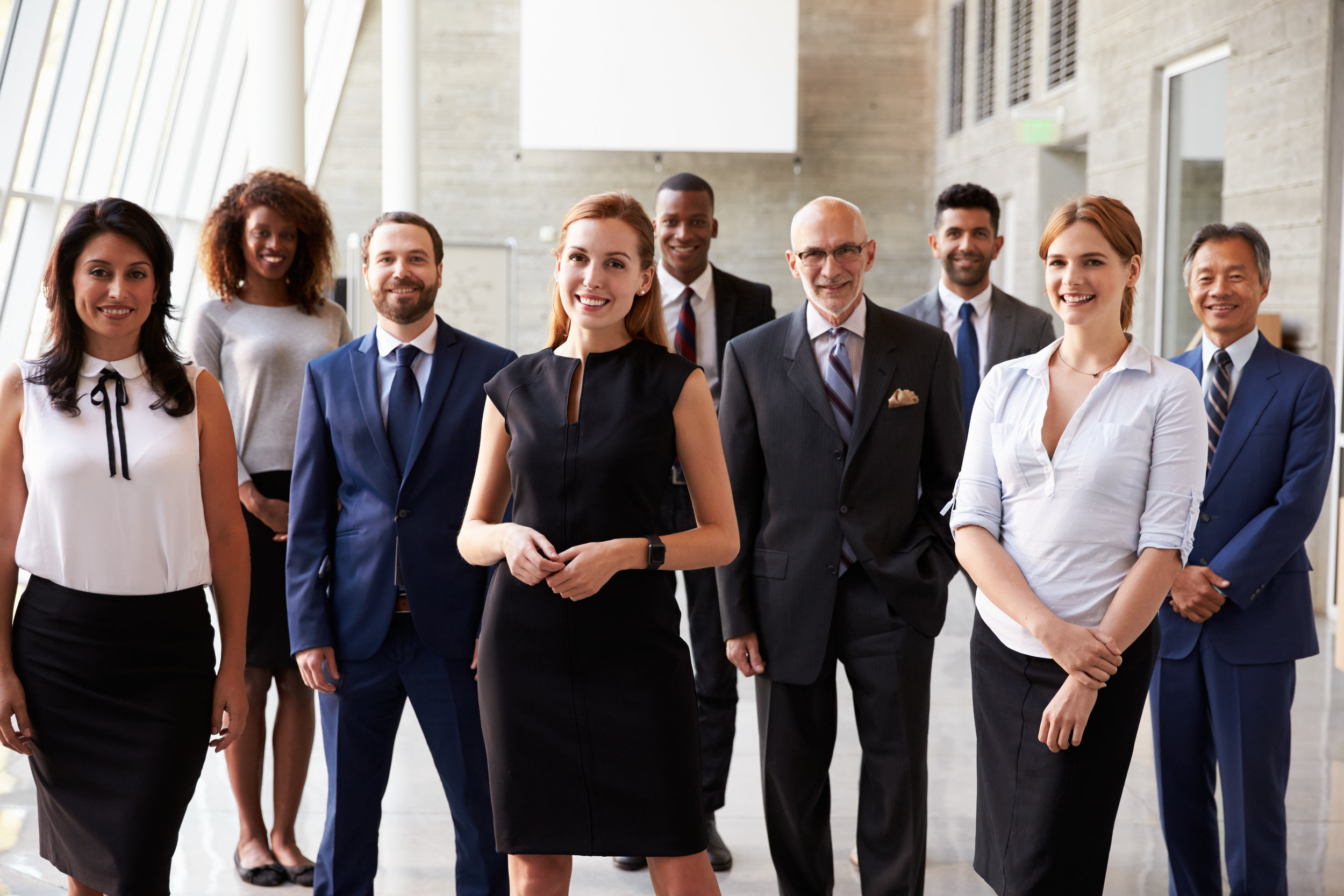 Your Workforce is Diverse--Ensure the Right People are On-Board.