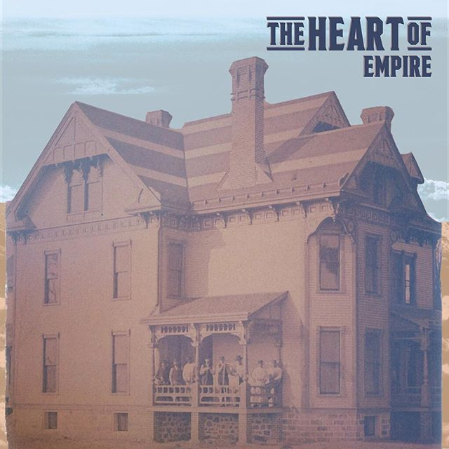 """""""empire"""" ep // out 8.24 // pre-order at listentotheheartof.com"""