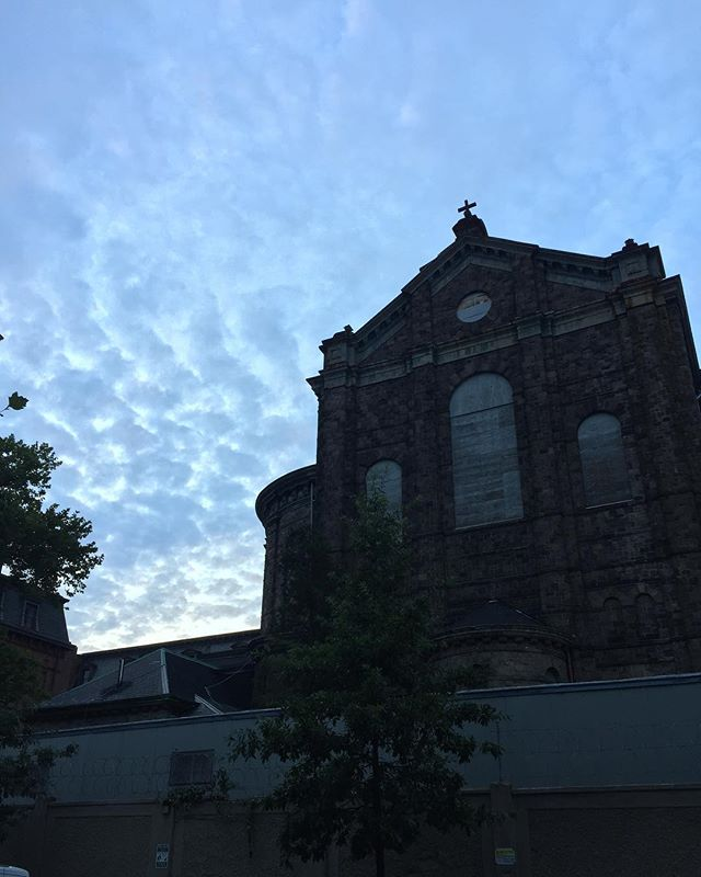 crazy clouds // brooklyn, ny