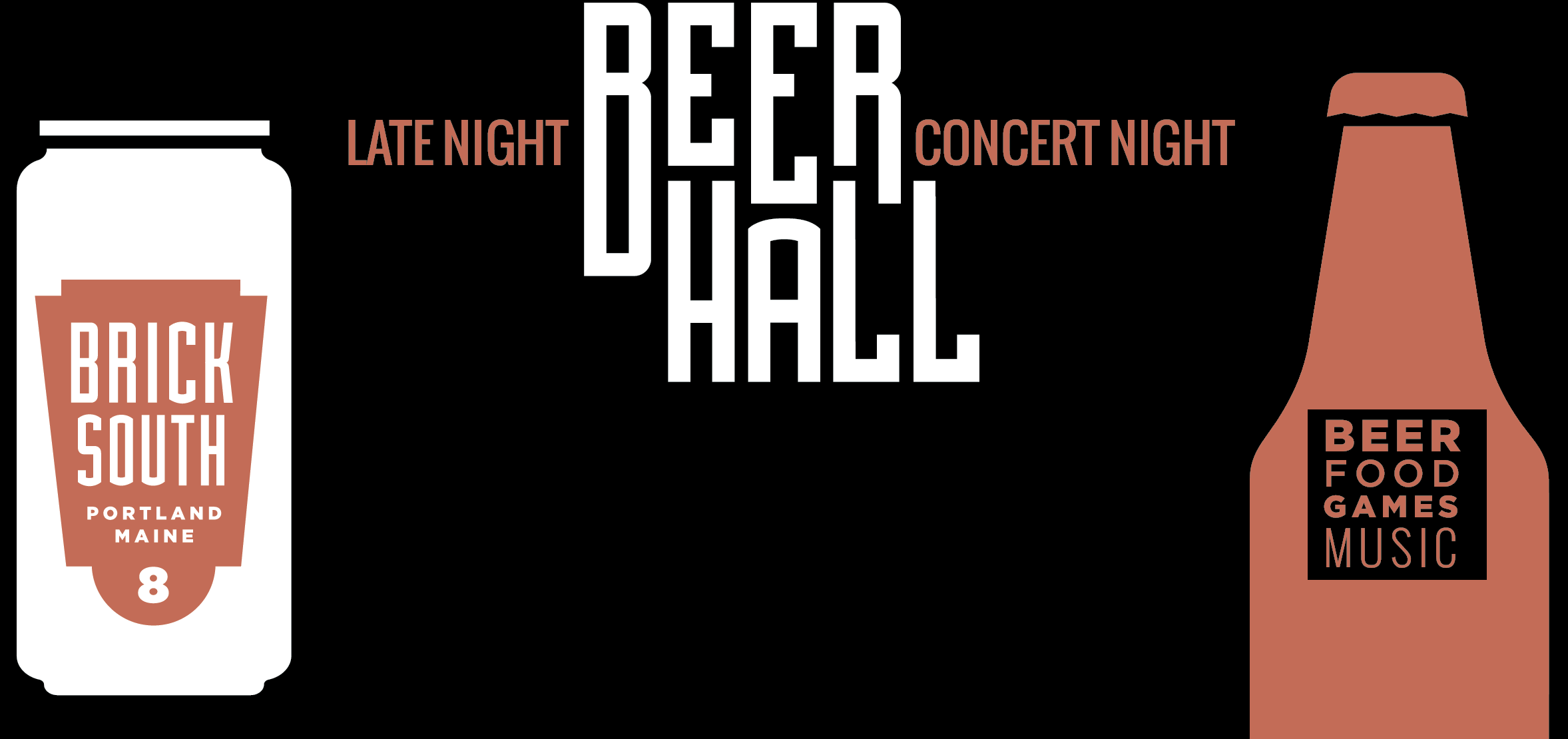 Concert nights* from 4–7 and 10pm–midnight. - *except Saturday, August 5