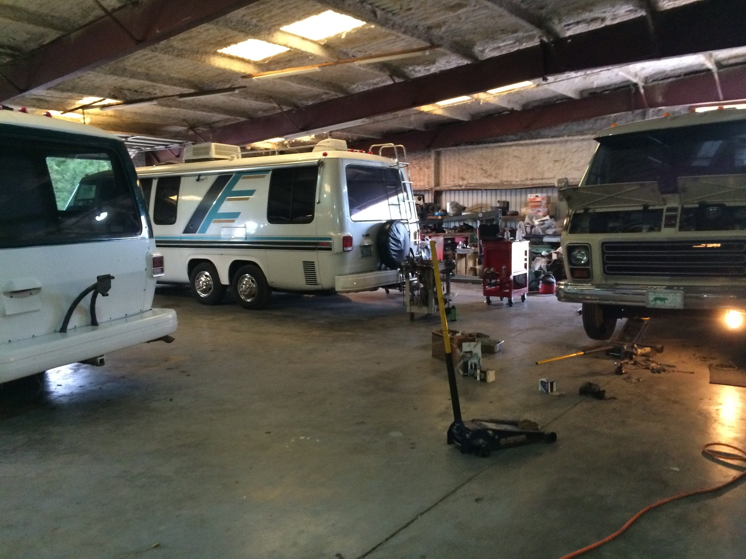 GMC Motorhomes - Repairs and Service