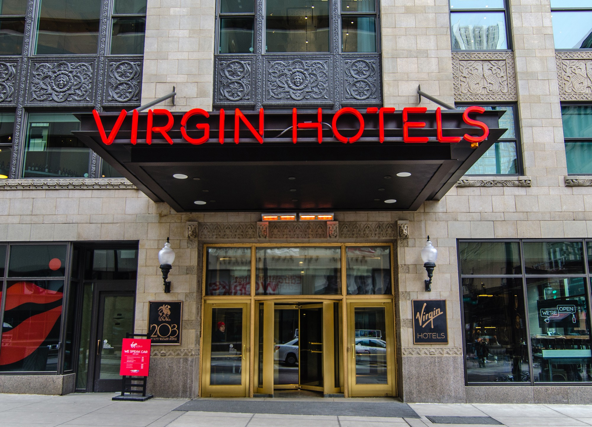 VIRGIN HOTEL  - CHICAGO