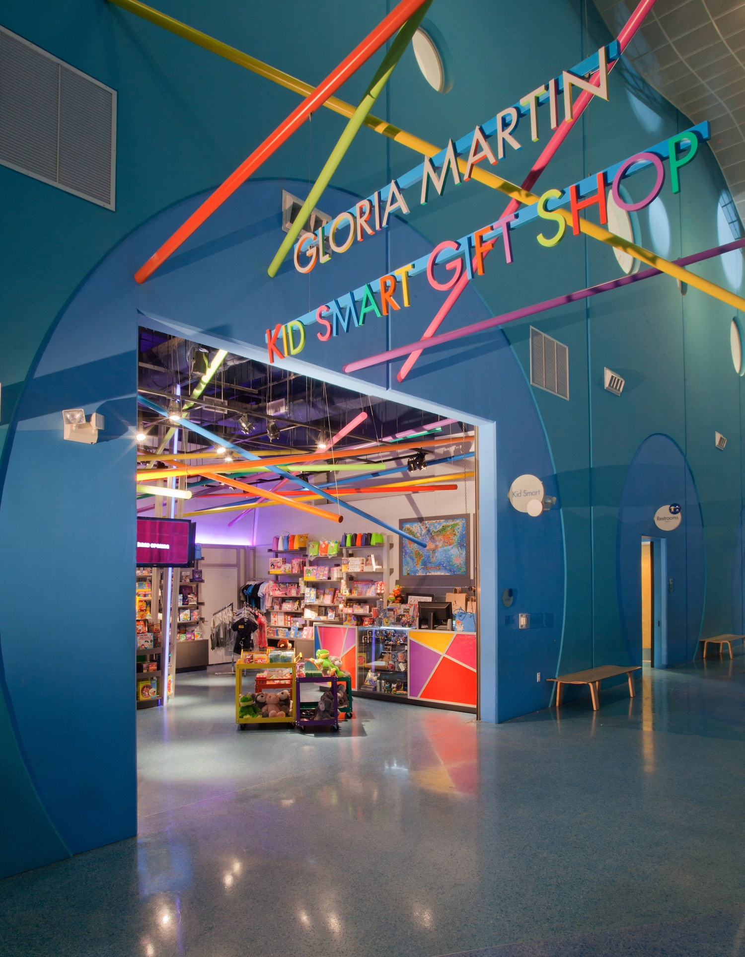MIAMI CHILDREN'S MUSEUM  - MIAMI, FL