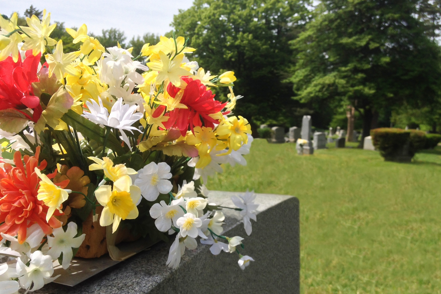 Flowers-on-Top-a-Tombstone-with-Cemetery-in-Background-496584275_2122x1414.jpeg