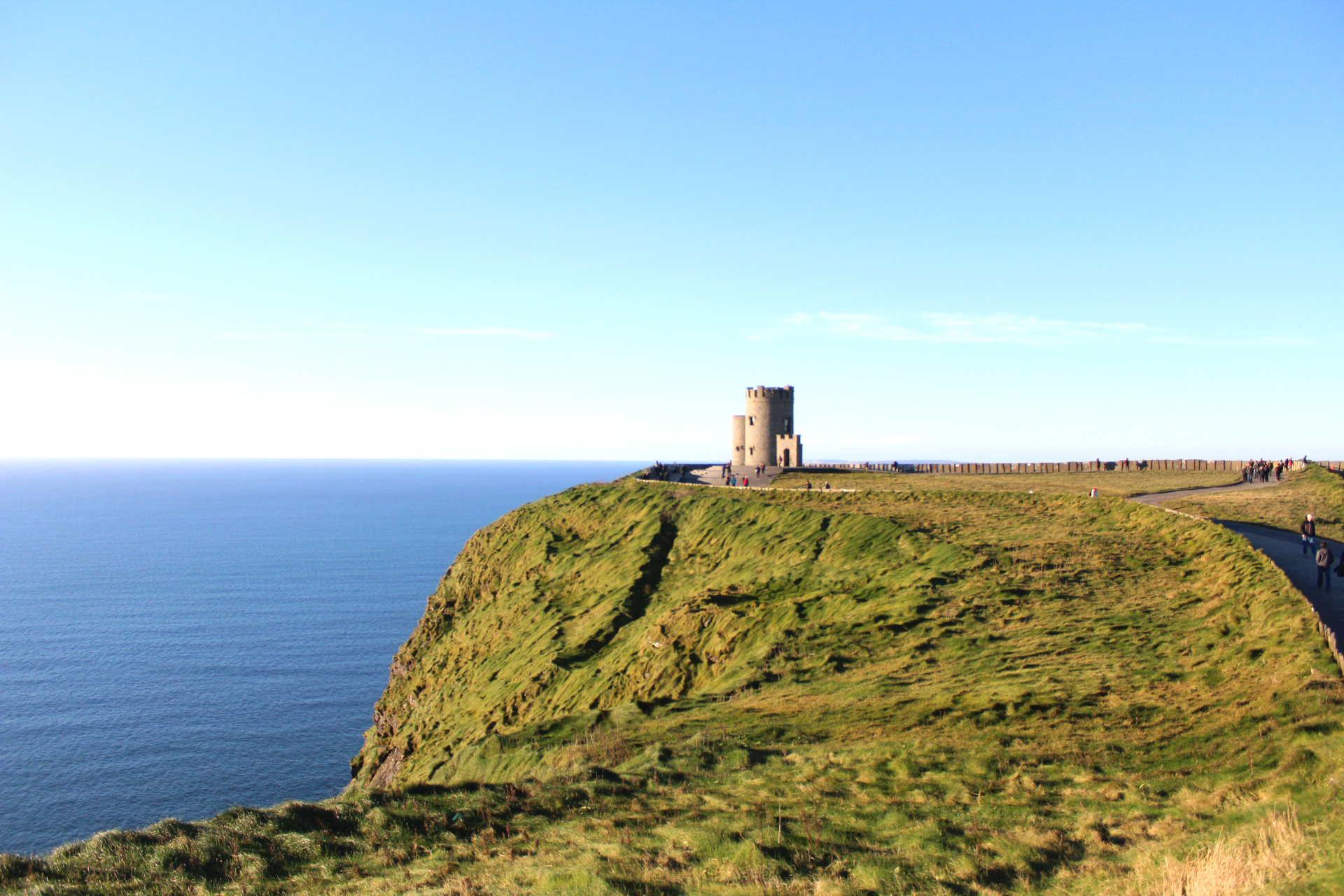 O'Brien's Tower-Livekerfully