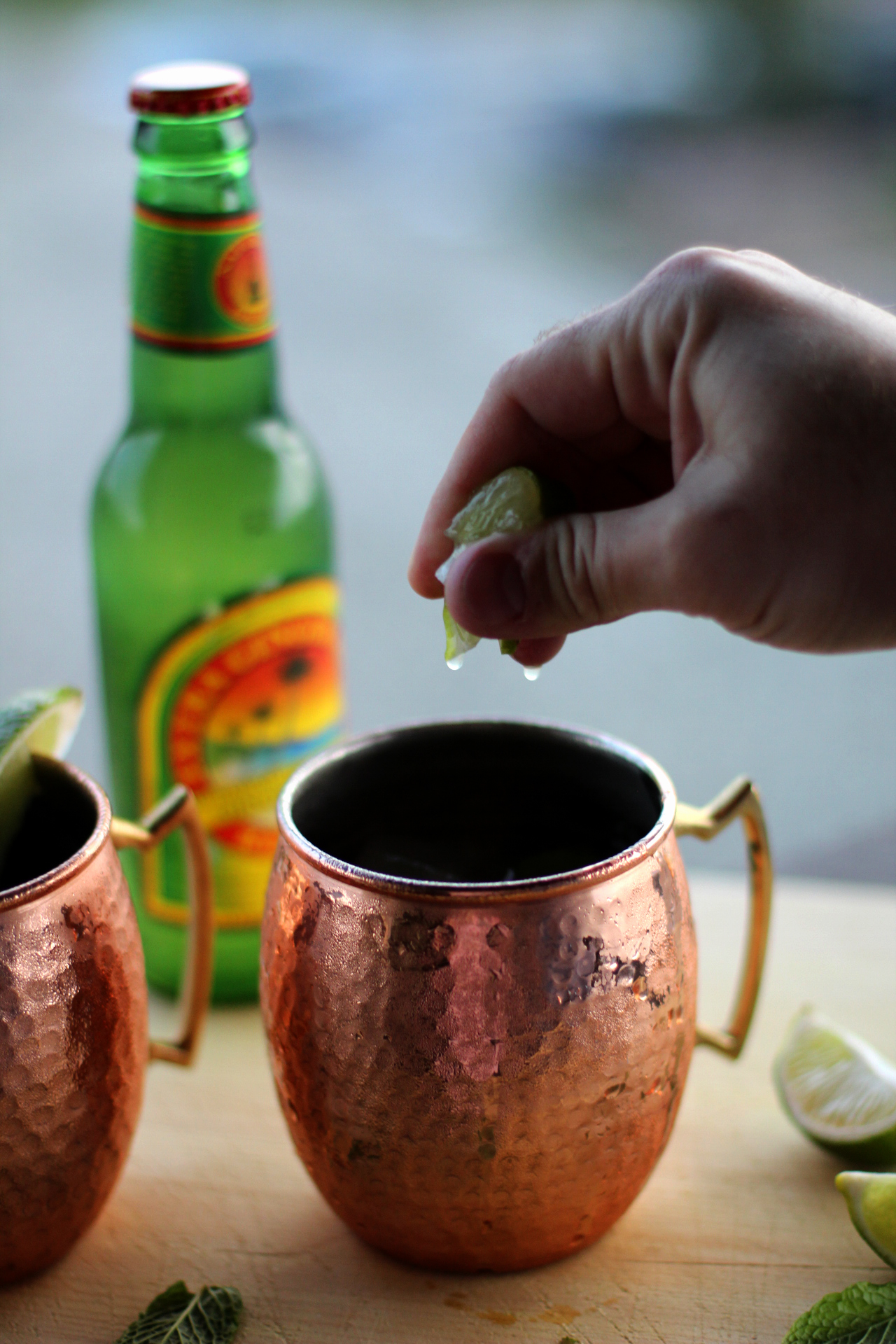 Livekerfully- Moscow Mules For Two