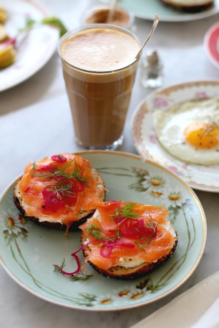 Breakfast in the City