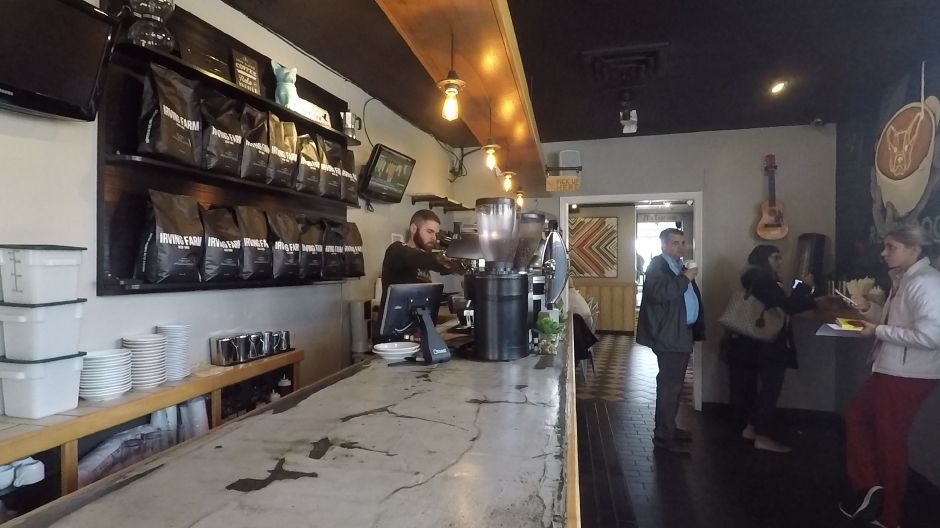 ON THE MENU: Specialty brews at Rebel Dog Coffee Co. in Plainville - The Record Journal