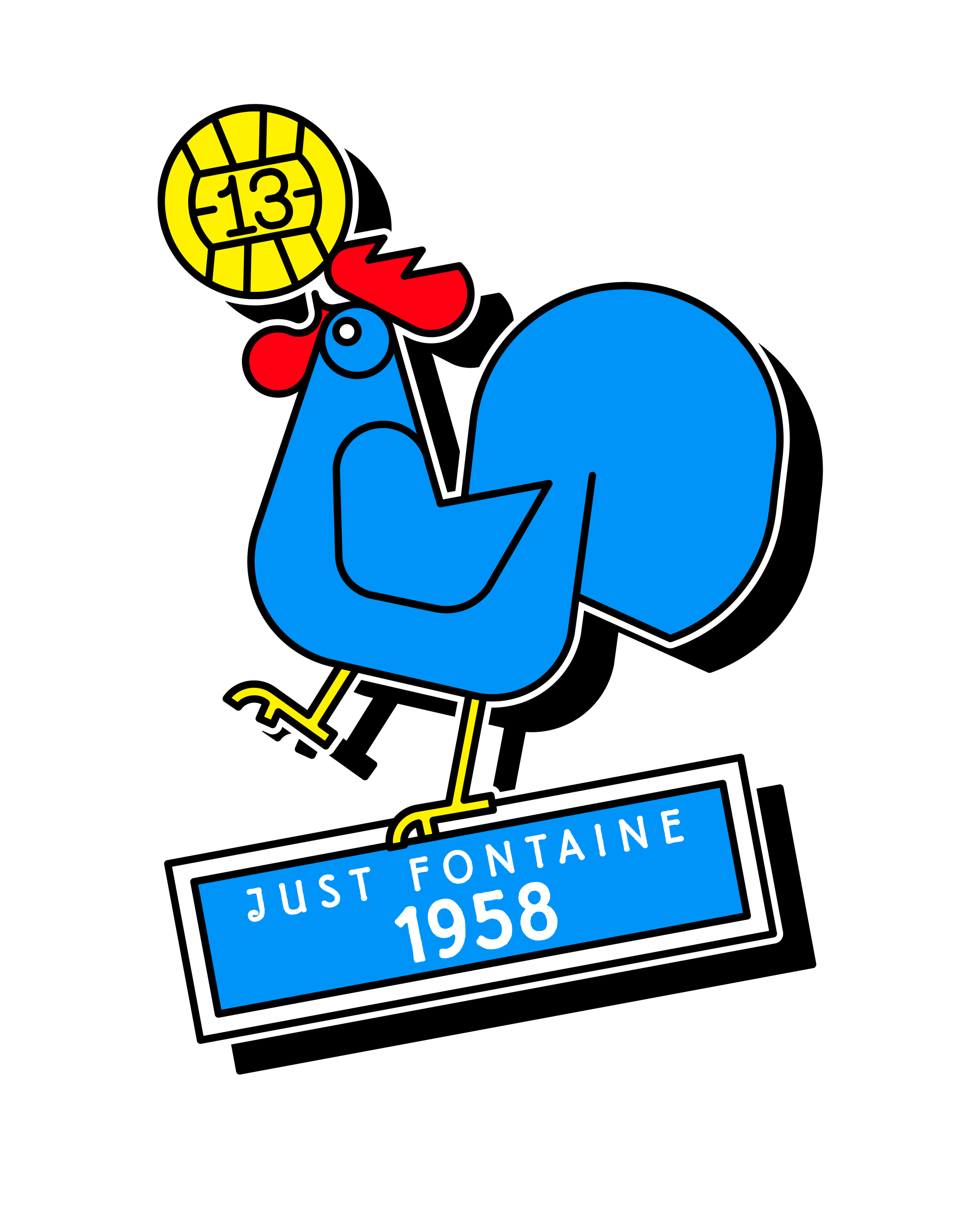 1958 - France's striker Just Fontaine scored 13 goals in this tournament and to this day holds the record for most goals scored by an individual player in a single tournament. Fontaine managed the feat by scoring in all of France's six matches.