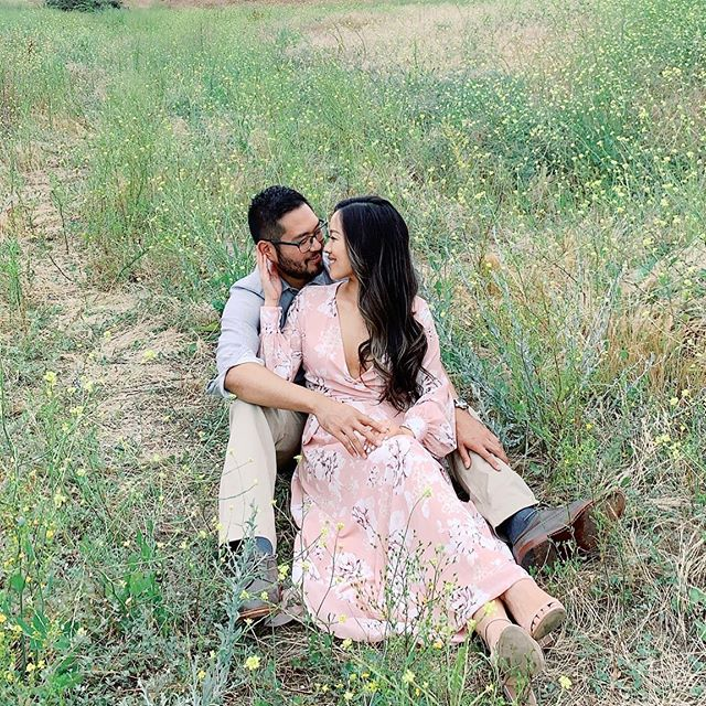 Engagement session for @katejlee. Hair & Makeup @juliejungmakeup 📸 @lunademarephoto
