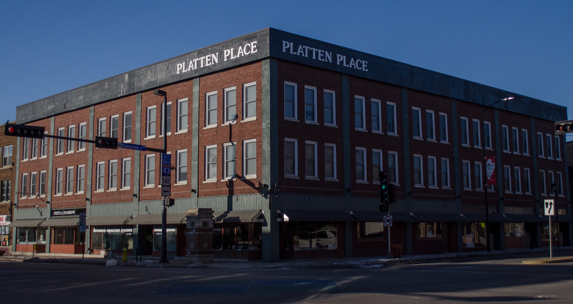 Commecial and Residential space in the heart of Green Bay.