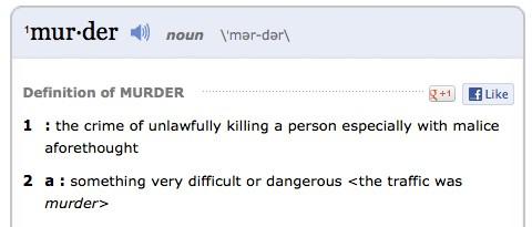Def of Murder