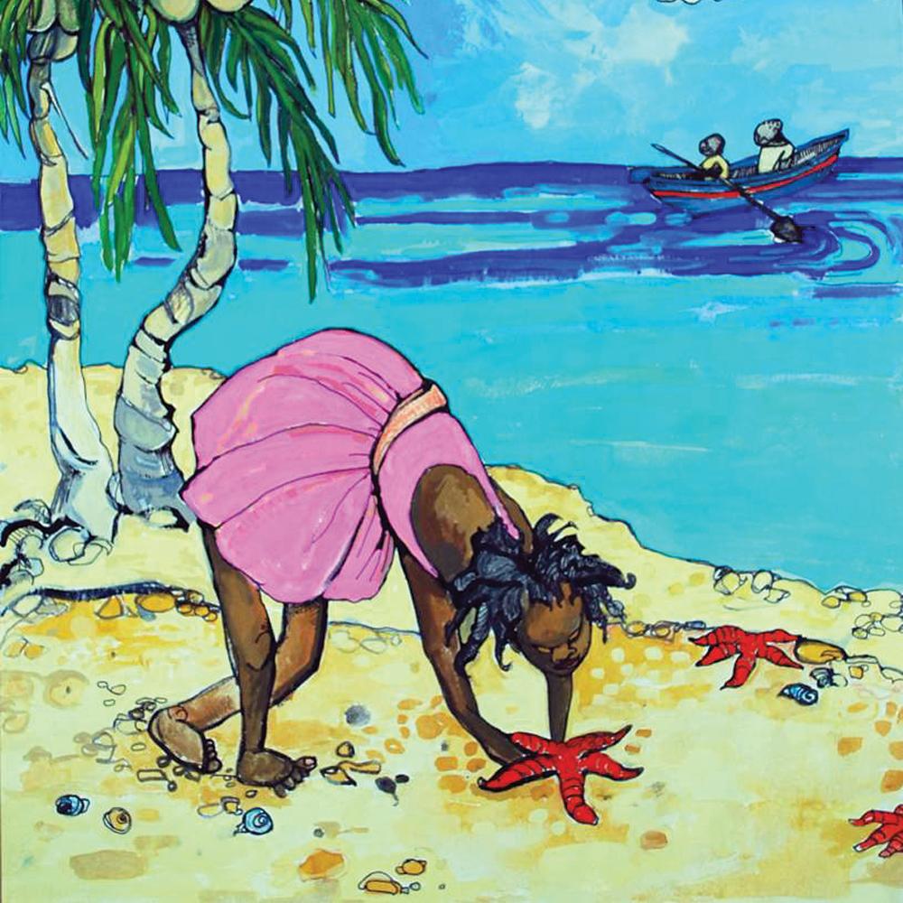 Islands Of Hope  Illustration by Francesca Schiffrin