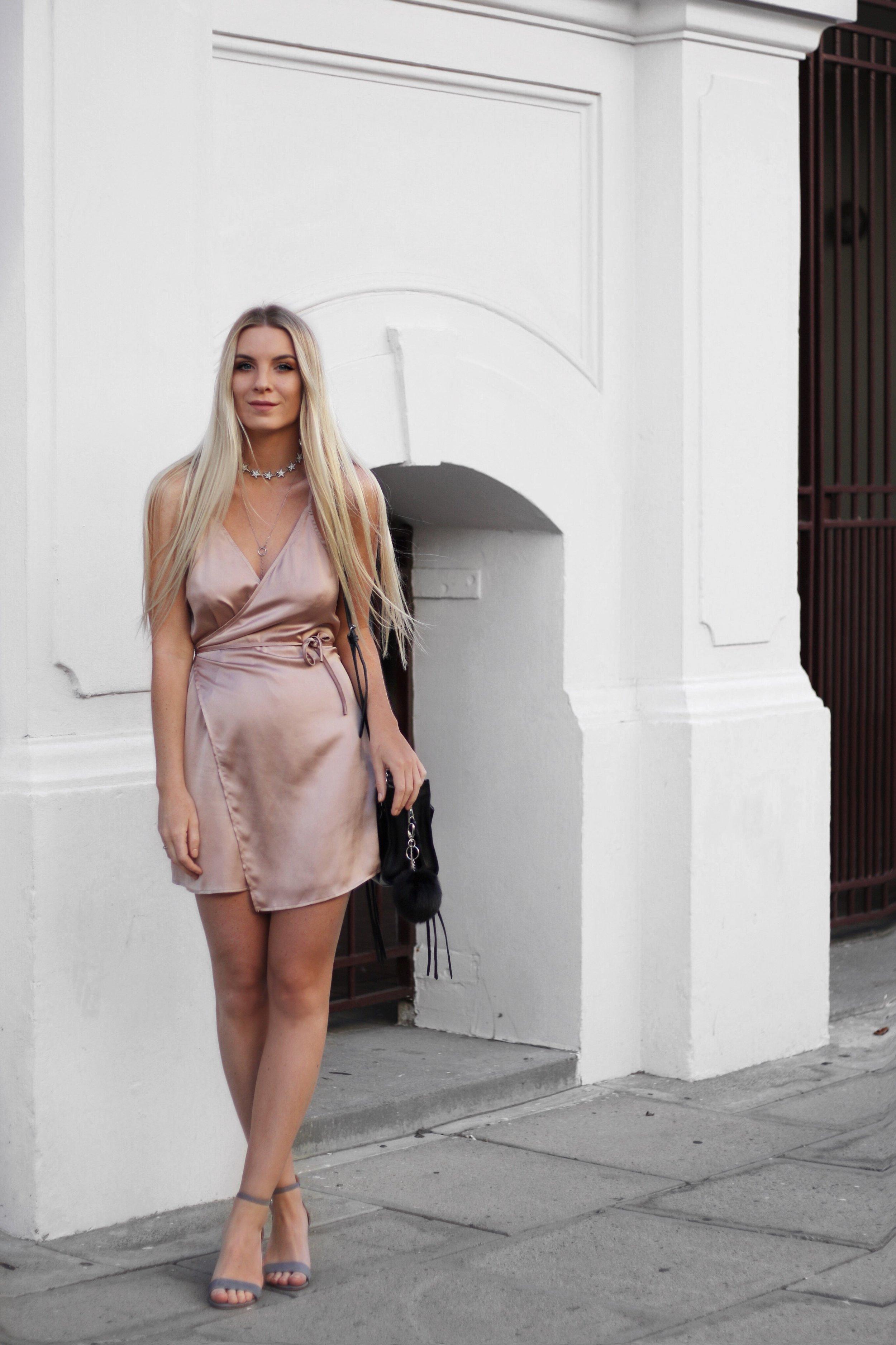 Silk Dress2