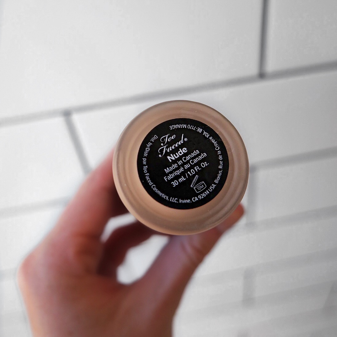 Too Faced Born This Way Foundation Review | Izzy Wears Blog