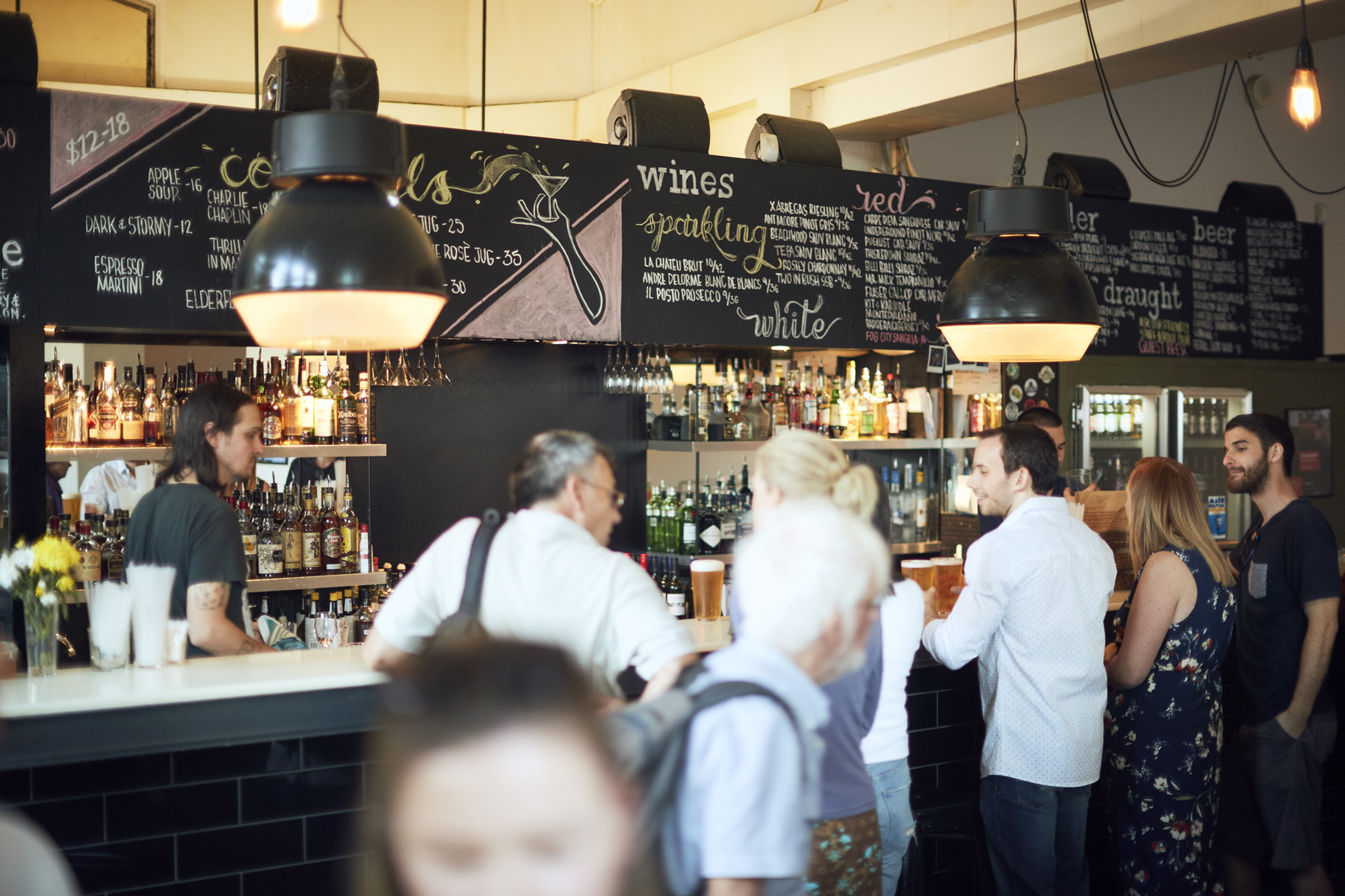 PICA Bar Lets Thursday Perth Event