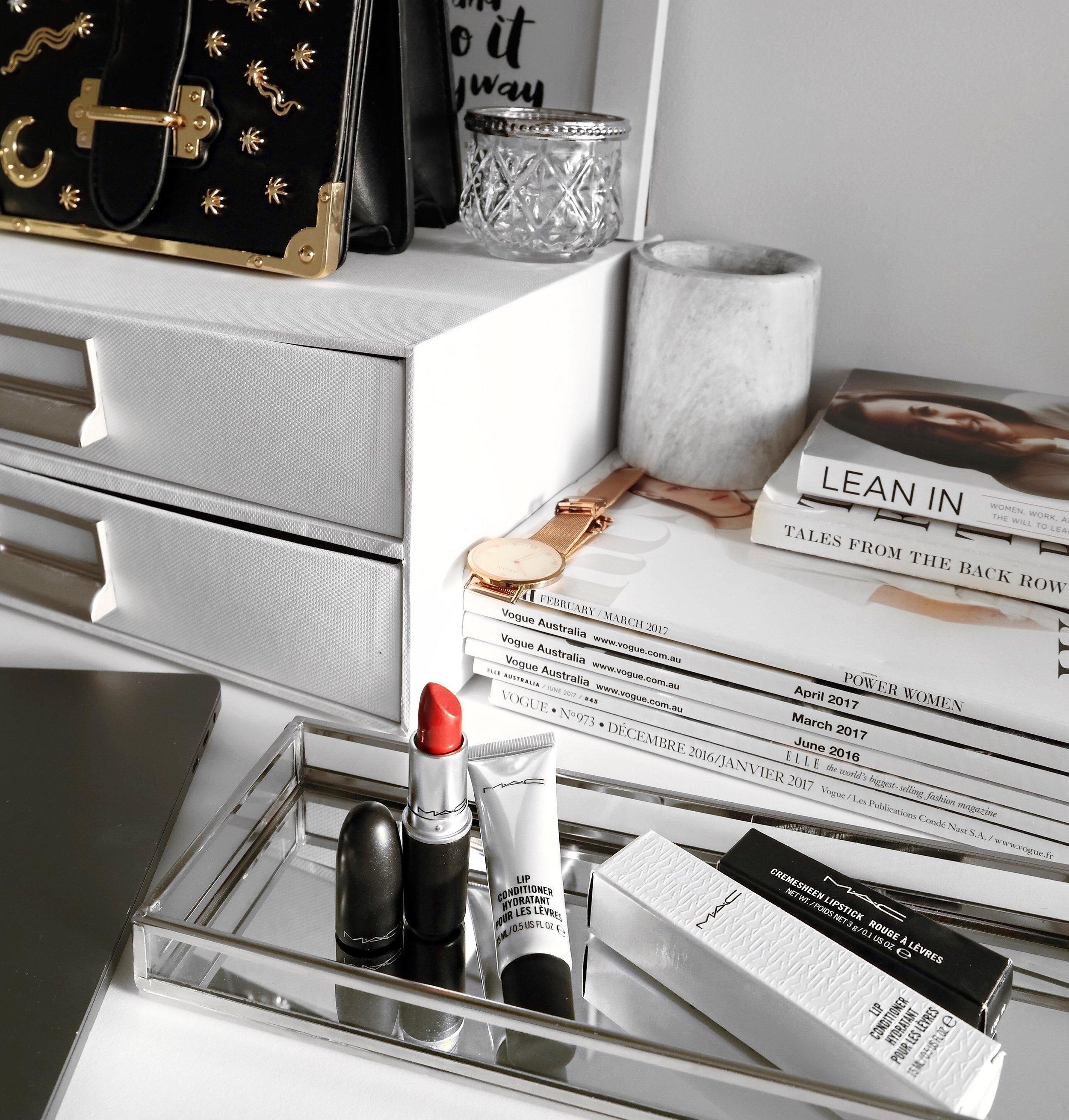 Mac Lipstick | Beauty Blogger Izzy Wears Blog