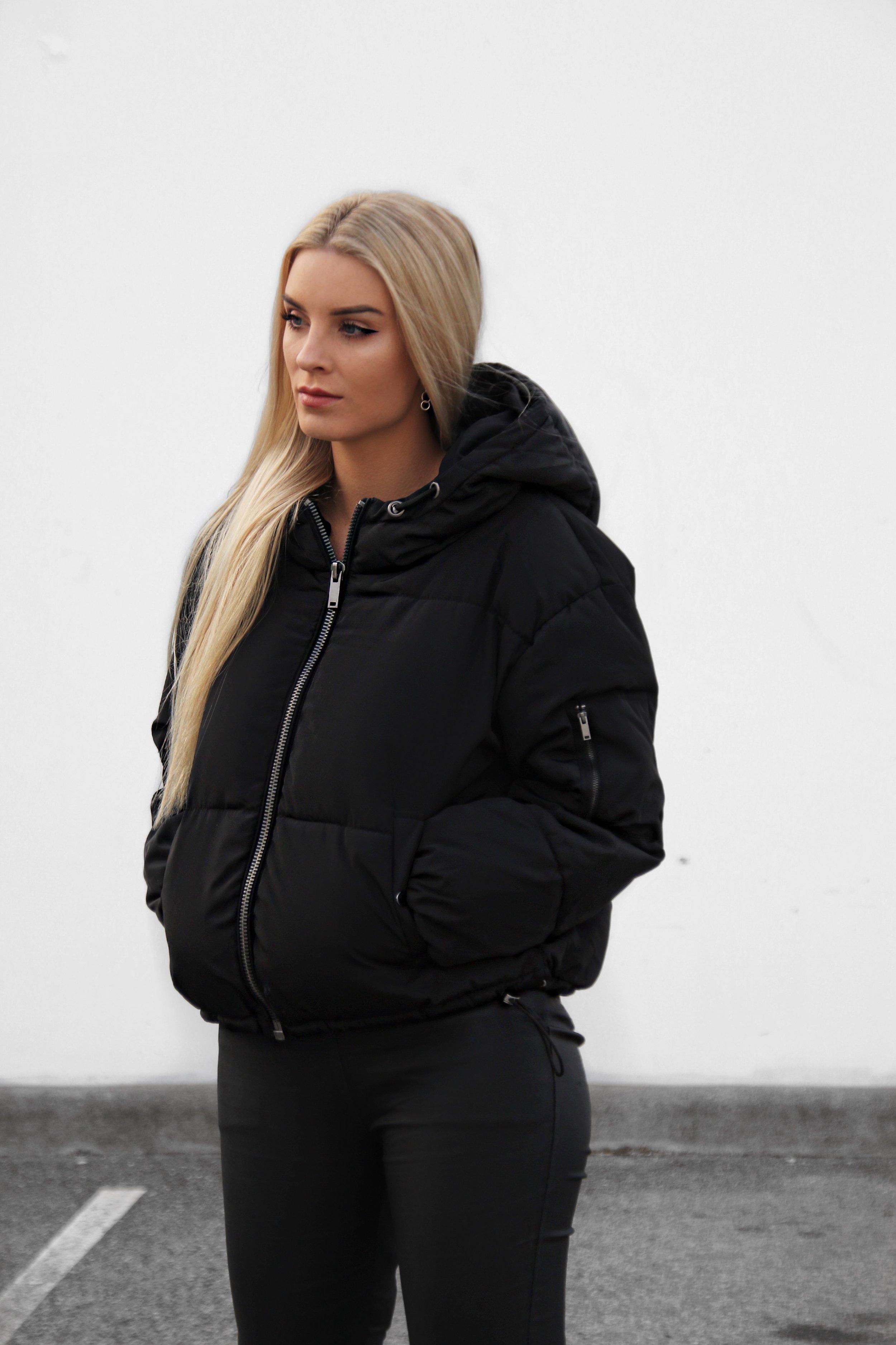 Puffer Jacket | Izzy Wears Blog