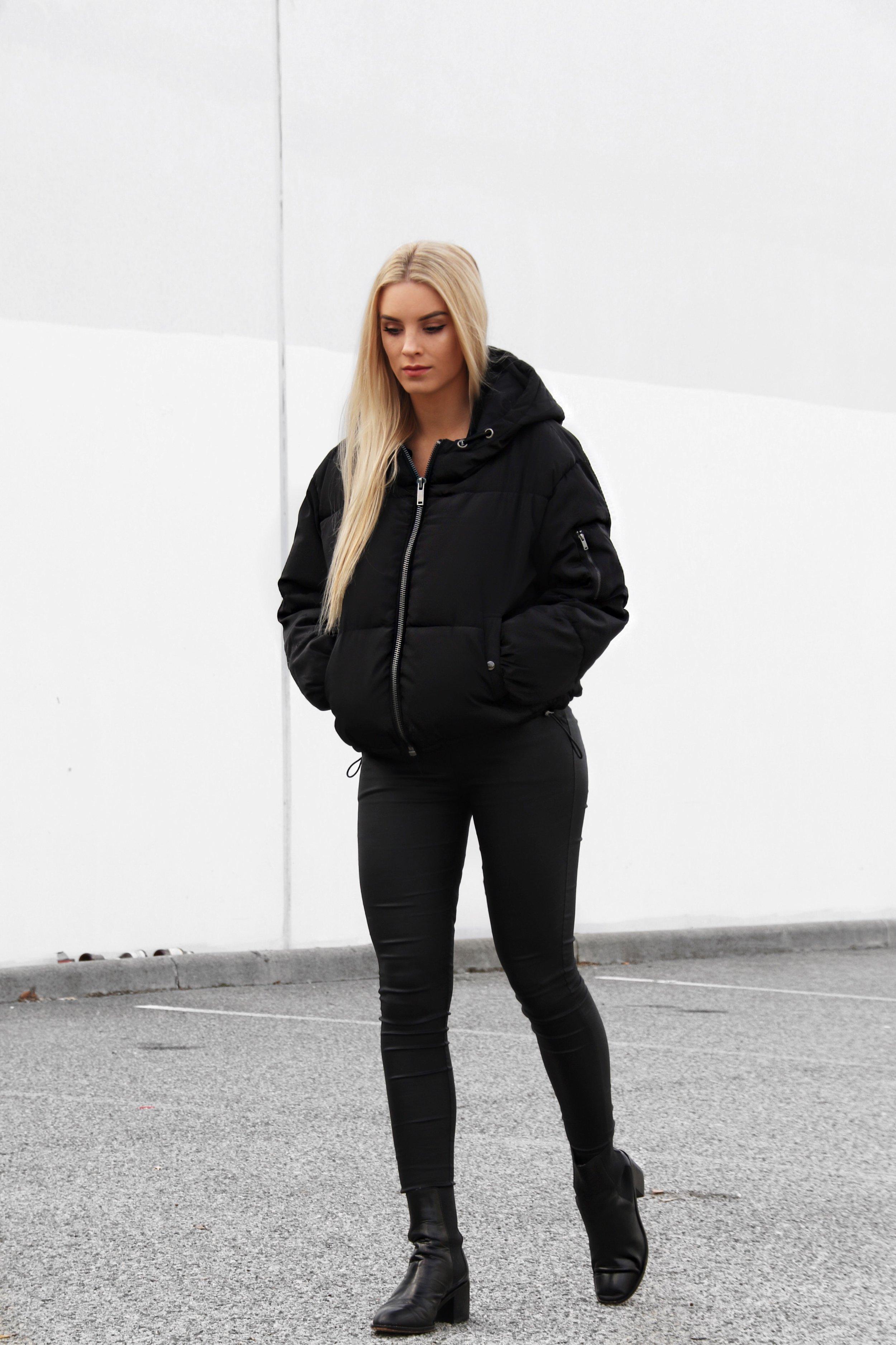Puffer Jacket 3 | Izzy Wears Blog