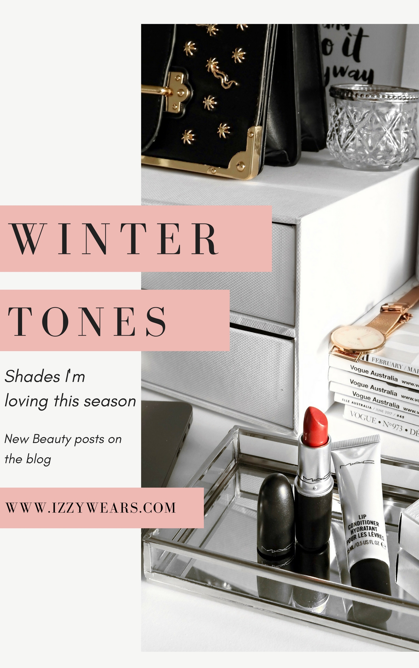 Mac Lipstick new shades | Izzy Wears Blog