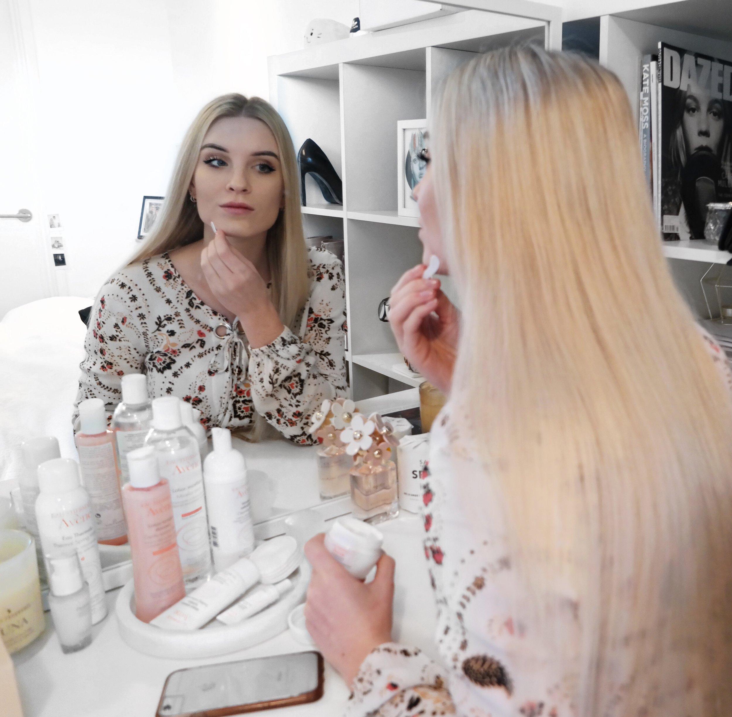 Avene Skincare review | Izzy Wears Blog