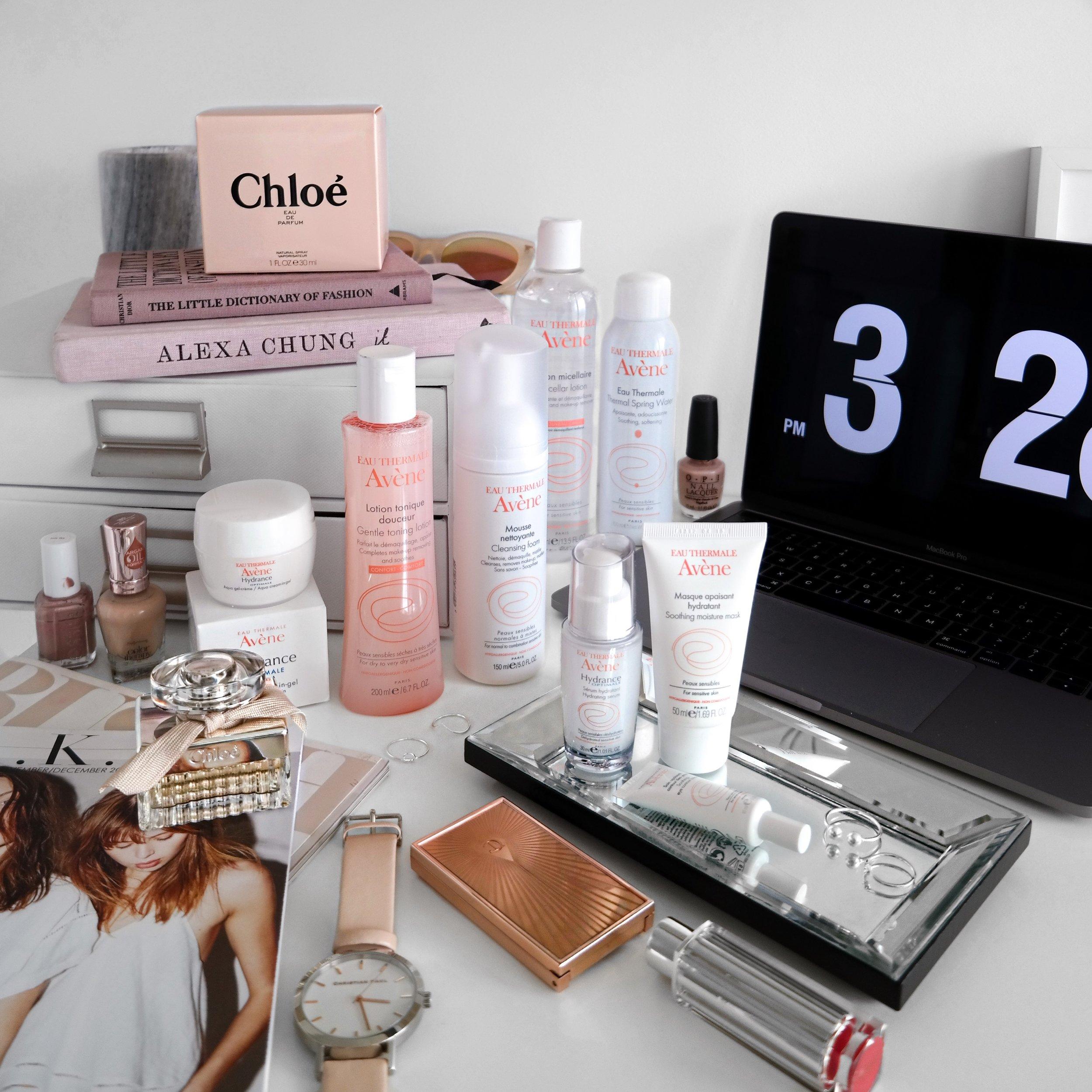 Avene Skincare Review 1 | Izzy Wears Blog