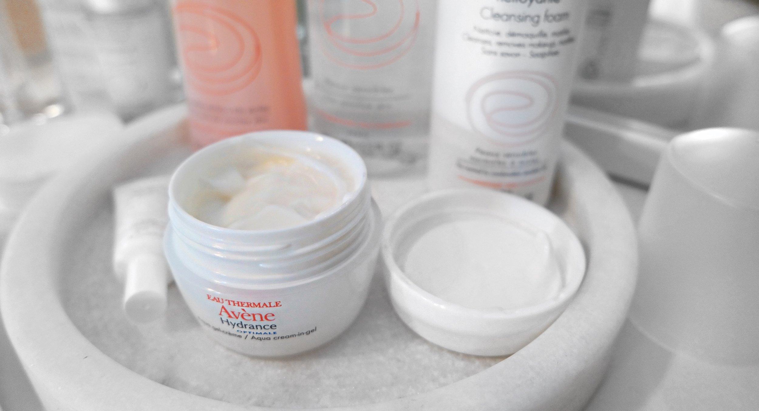 Aqua Cream-In-Gel Review | Izzy Wears Blog