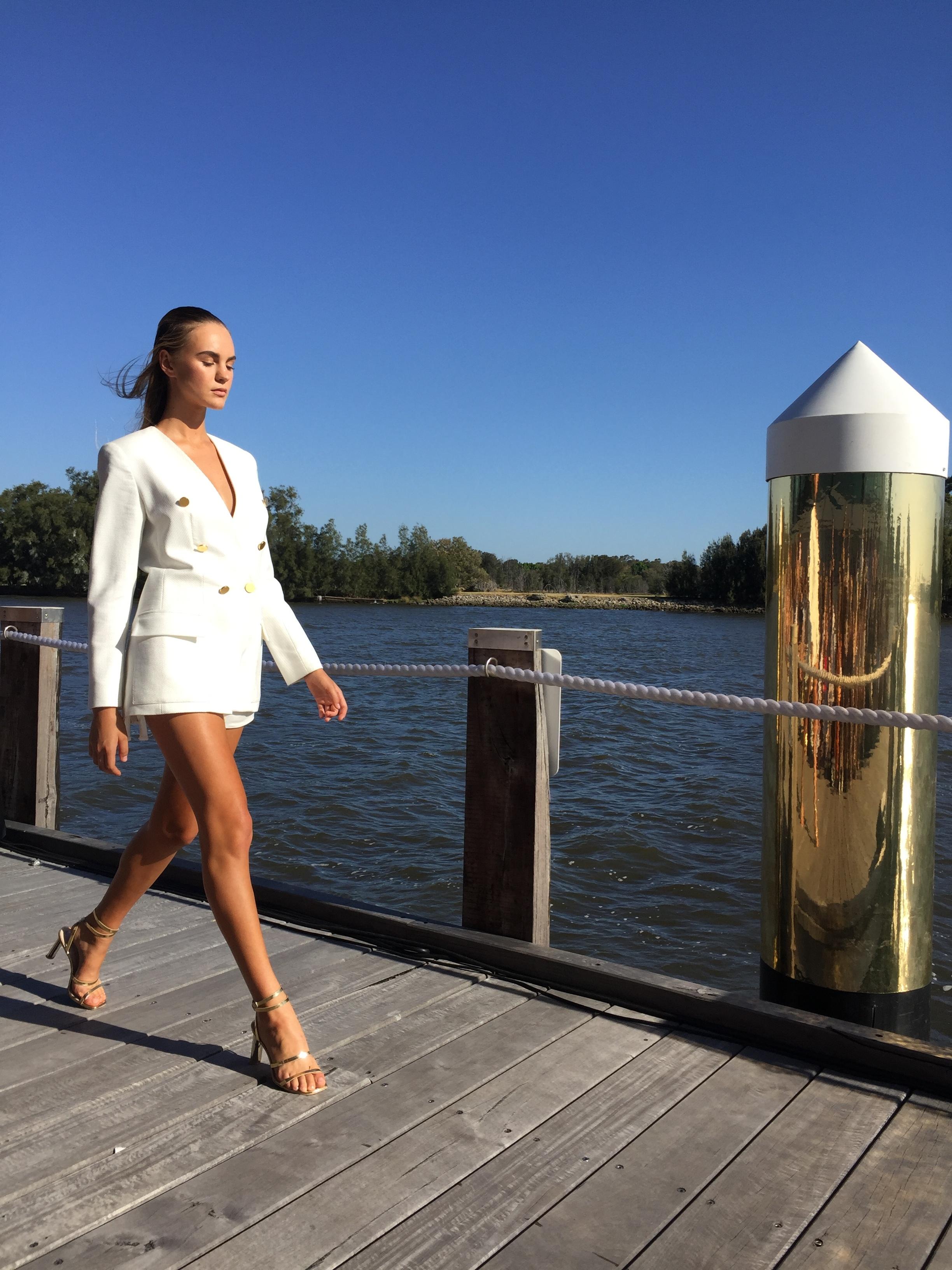 Swim Resort 2017 Perth Blogger - Manning Cartell Runway
