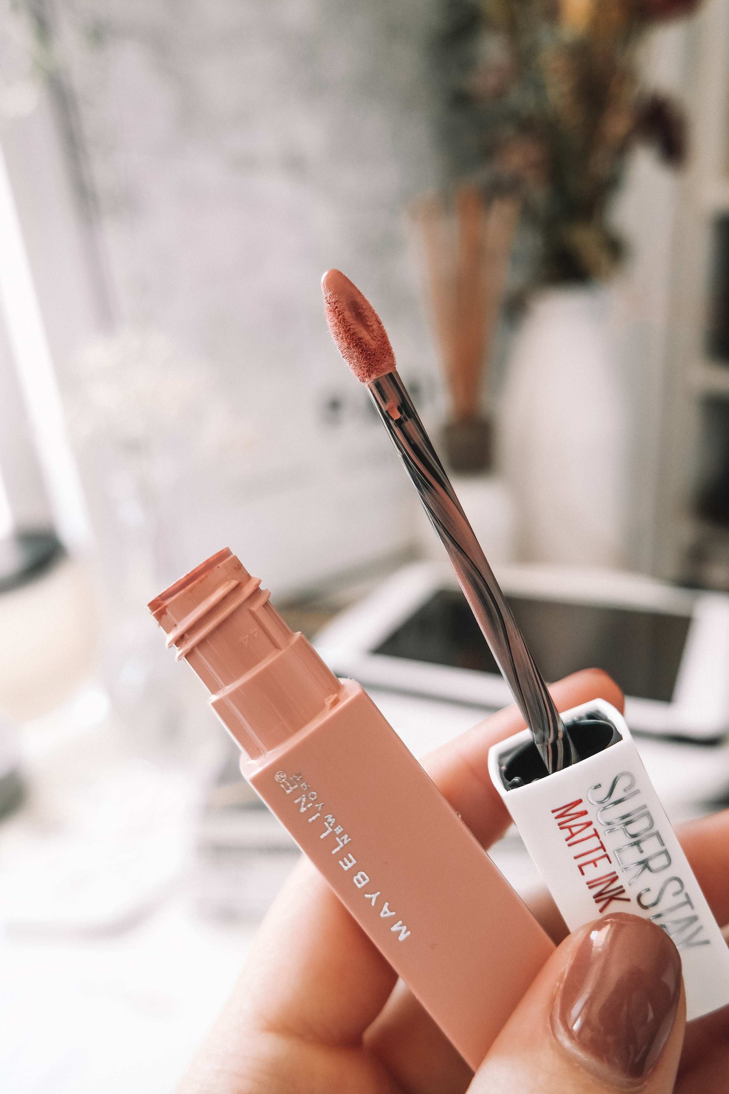 Maybelline SuperStay Lipstick Review_3