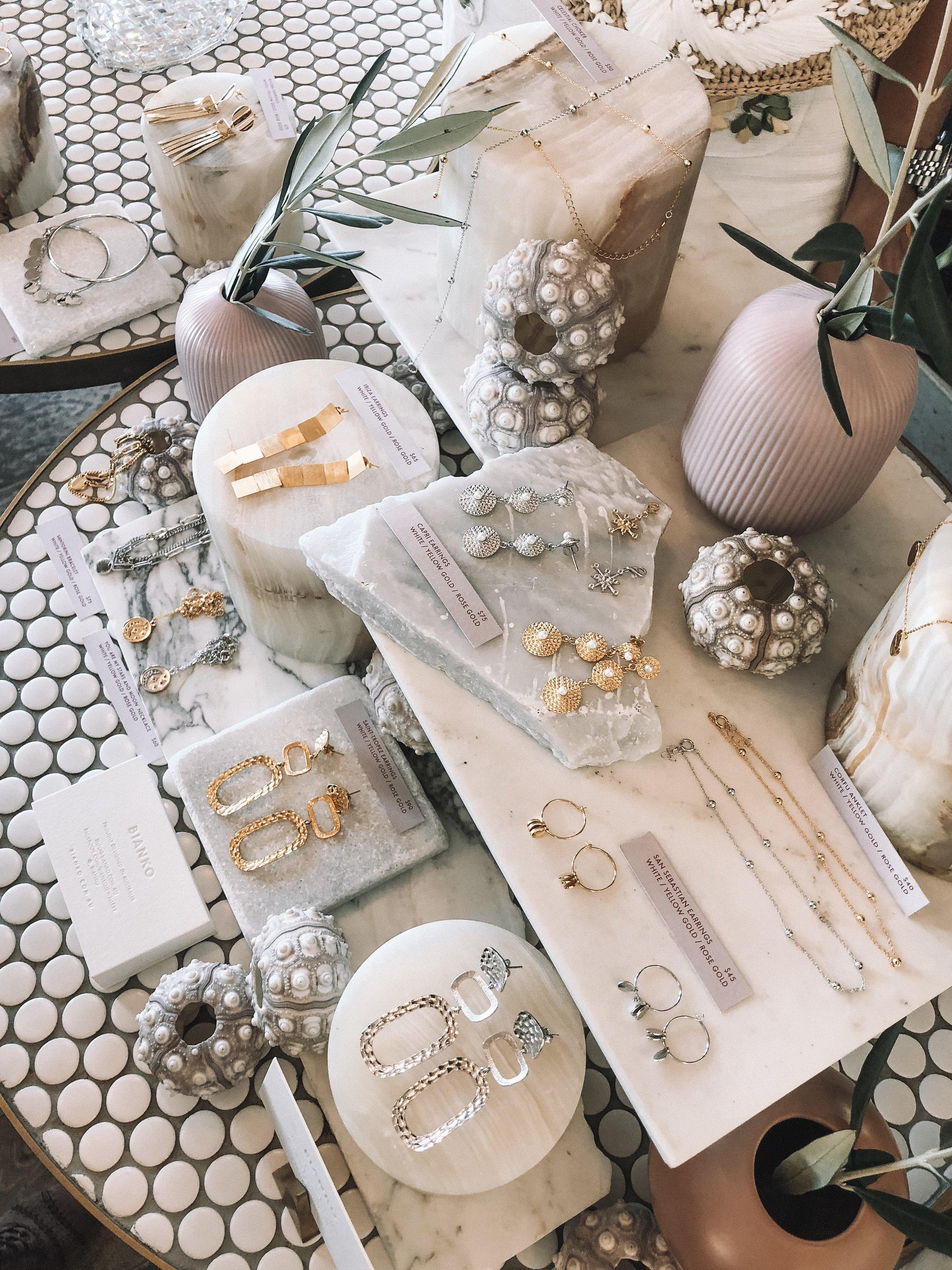 Bianko Jewellery - La Vie En Rose Launch Perth