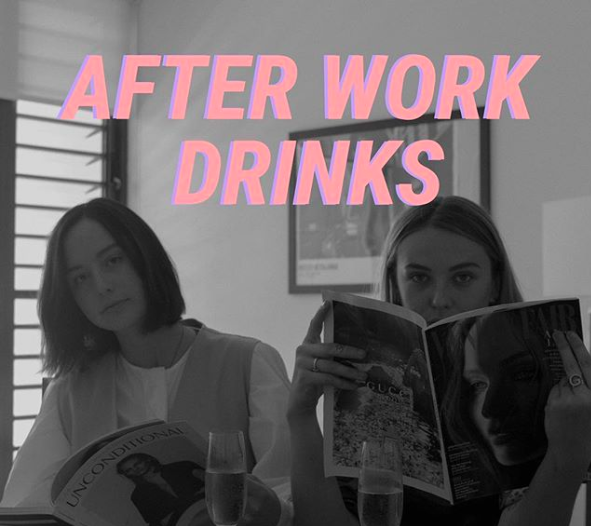 After Work Drinks podcast review.png