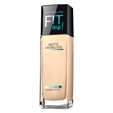 MAYBELLINE - Fit Me! Matte + Poreless Foundation - Was $21.95, now $10.97.