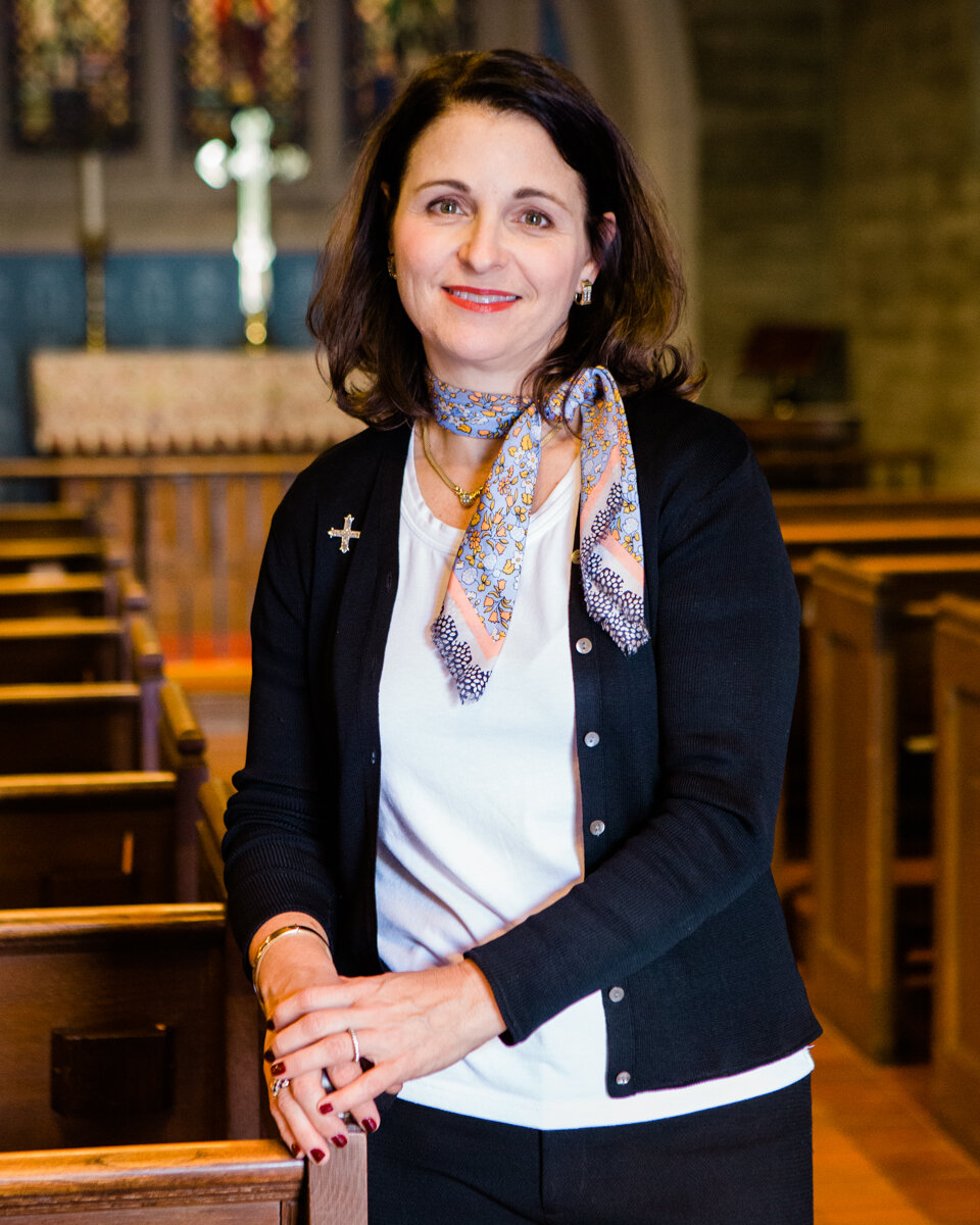 Chey widdop - Associate for Community Life—Communications, Pastoral Care and Stewardship