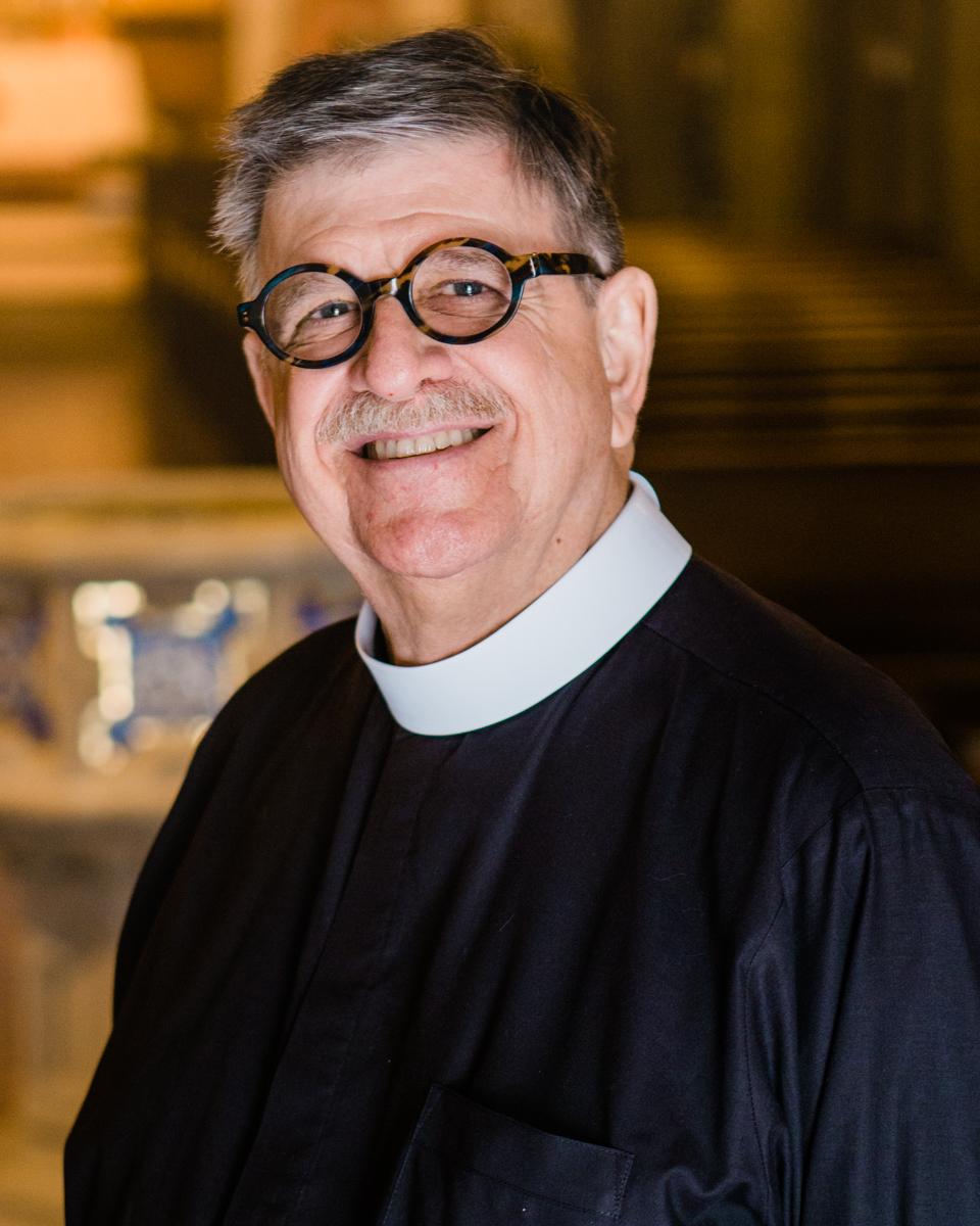 James Prendergast - Priest, Assisting