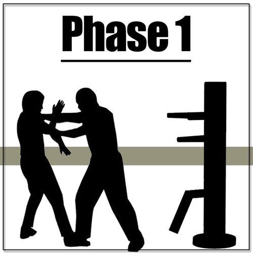 A.J.K.D.S Phase 1 - Covers the Basics of: Footwork, Punching & Kicking Mechanics, Classic Martial Arts Principles, Body Mechanics.