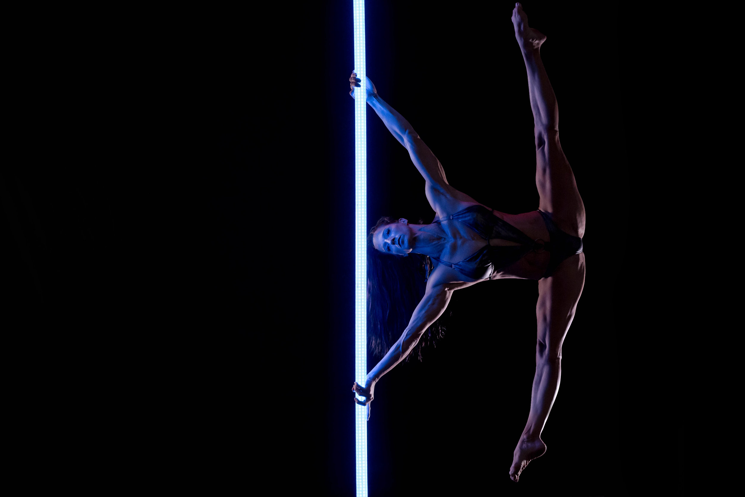 PoleFX LED Dance Pole 15