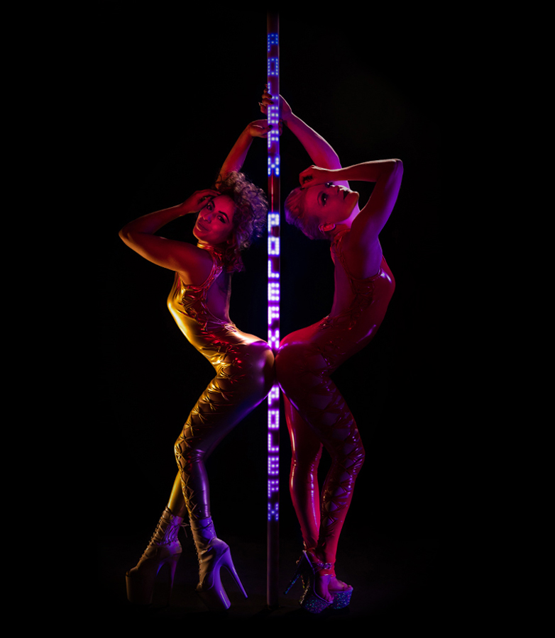 Pole's Moment of Reinvention - PoleFX has developed the world's most advanced interactive LED dance pole. Carefully designed from the inside out, it is built to ensure safety, durability and awe.