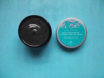 BEST SELLER   ACTIVATED CHARCOAL & ROSEHIP CREAM/BUTTER  SOLD UNITS:  11