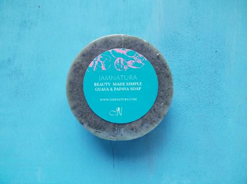 GUAVA & PAPAYA SOAP  SOLD UNITS:  1