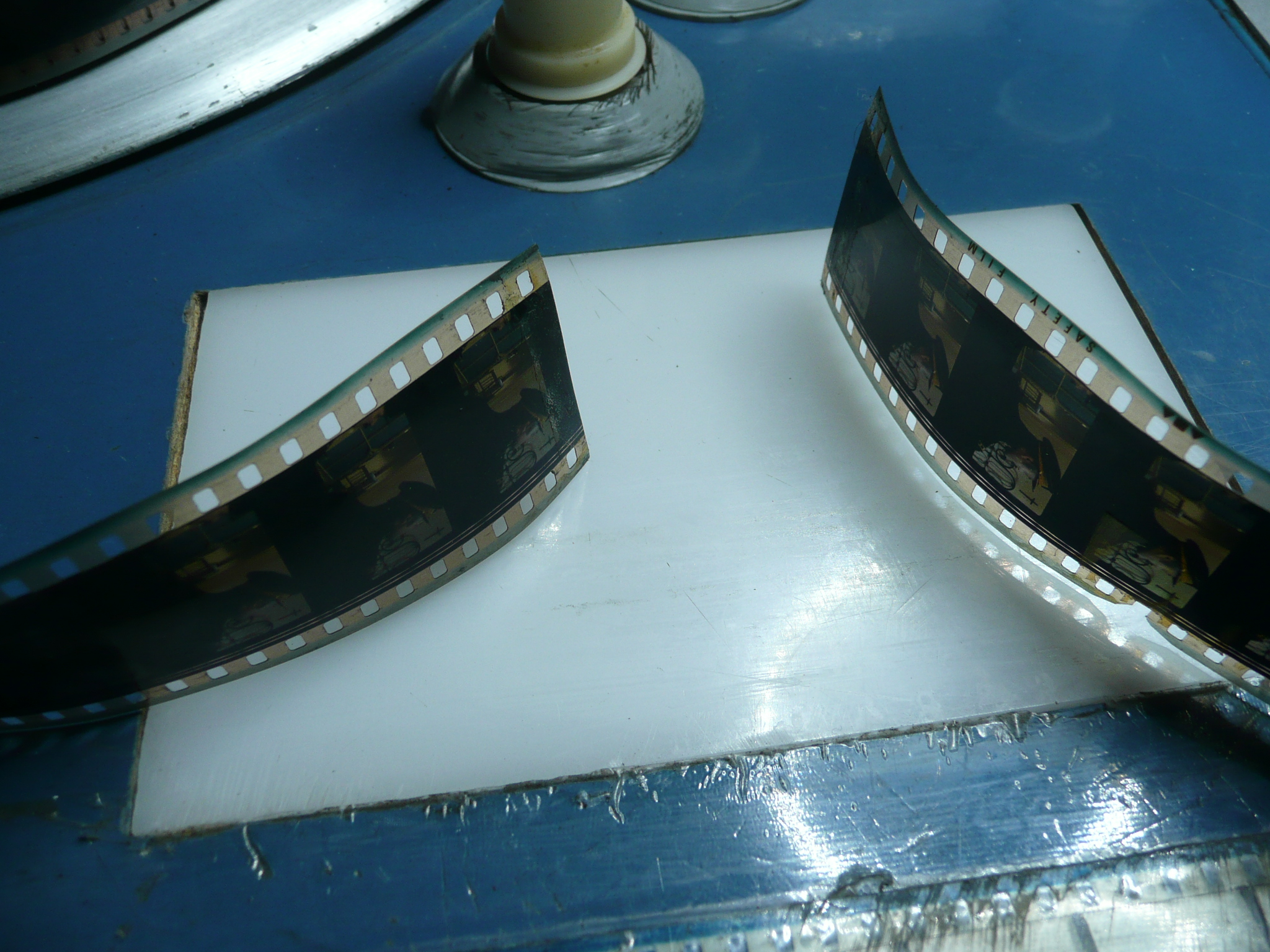 Splices and perforations repair