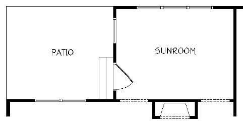 Sunroom Option #2
